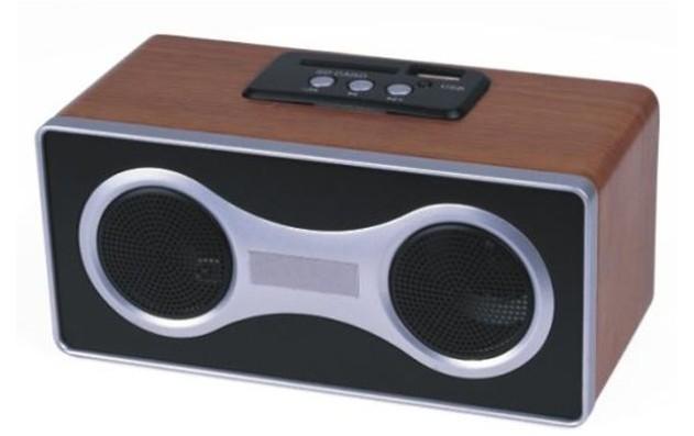 木质音箱喇叭网
